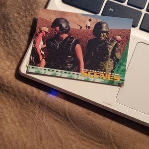 Bug guts starship troopers card
